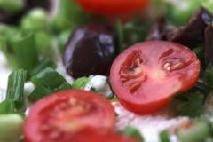 עגבניות עסיסיות