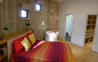 villa pnai Master Bedroom