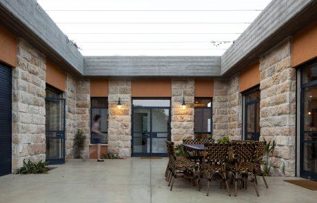 Villa Pnai Courtyard