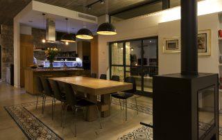 villa pnai Dining