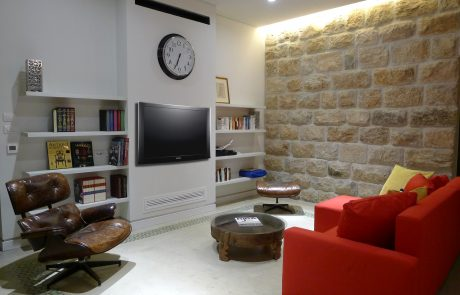 Villa Pnai Family Room