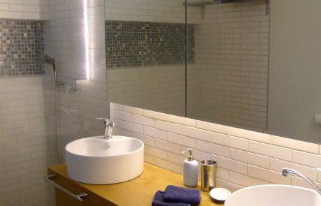 Villa Pnai Holiday Villa in Israel -Bathrooms